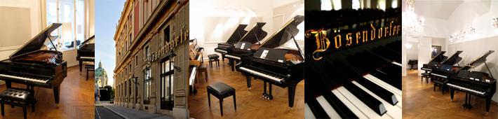 Bösendorfer Klavierkurs