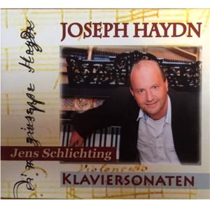 Haydn Sonaten Cover