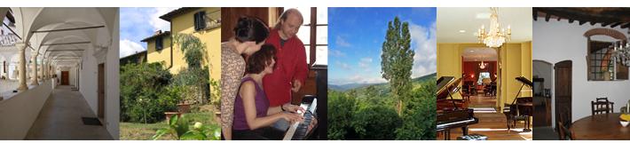 klavier spielen und unterricht an schönen orten