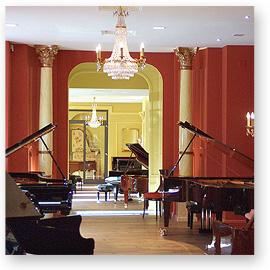 Lecons de piano à Montreux