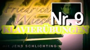 Friedrich Wieck: Klavierübung Nr. 9 Videokurs